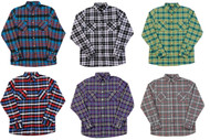 Neff Stryder Flannel Button Up Shirt