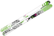 Salomon Twenty Twelve Skis 2011