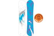 Capita Saturnia Women's Snowboard 2009