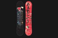Capita Mid Life Lost Snowboard 2009