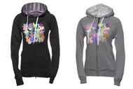 Nomis Women's Popstar Hoodie Sweatshirt