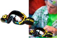 Scott Fix Goggles Tom Wallisch Pro Model