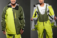 Oakley Primed Ski Jacket Green