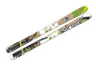Salomon Shogun Skis 2011