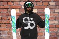Getboards Mens Logo Hoodie