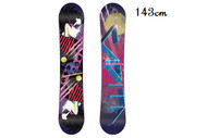 Capita Space Metal Fantasy FK Women's Snowboard 2011
