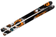 Salomon El Dictator Skis 2011