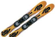 K2 Fatty Skiboards Snow Blades 2011