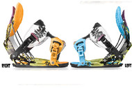 Flow NXT-AT-SE Snowboard Binding 2011