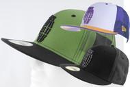 Grenade New Era Skull Bomb Cap Hat