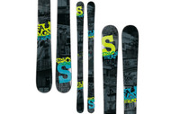 Salomon Threat Skis 2011