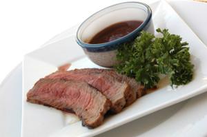 Grass Fed Beef Tri-Tip Steak - approx. 2.5 lbs