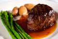 Organic Grass Fed Beef Filet - 8 oz.