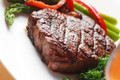 Organic Grass Fed Beef Top Sirloin - Center Cut, 8 oz.