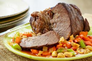 Grass Fed Beef Rump Roast