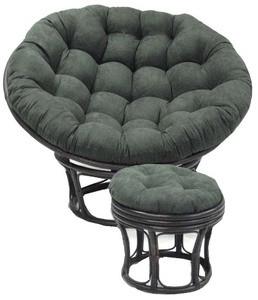 Microsuede Papasan Chair Replacement Cushion