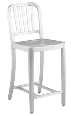 Cafe C Aluminum Counter Stool