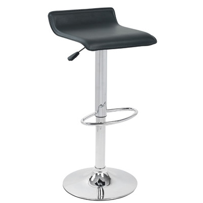 Ale Leatherette Bar Stool