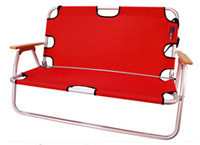 Sport Couch in Red