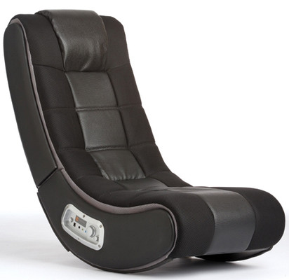 V Rocker VGS Gaming Chair in Black