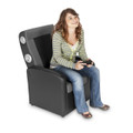 X Rocker Storage Flip Chair with Sound
