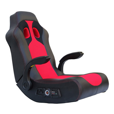 X-ROCKER VIBE 2.1 Bluetooth Audio Chair with Arms
