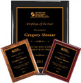 High Gloss Piano Finish Award Plaque - Multiple Size Options