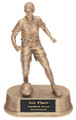 Soccer Resin Kicking Ball Female 7.75&quot; Tall