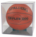 Clear Basketball Acrylic Display Case