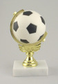 Soft Foam Spinner Soccer Trophy