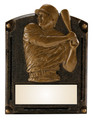 "Baseball Legend of Fame Resin Standing Award 8"" Tall"