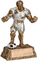 "Soccer Monster Resin Award 6.75"" Tall"