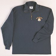 DOCCS Quarter Zip Sweatshirt