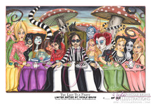 """The Last Tea Party"" Limited Edition by Nicole Brune"