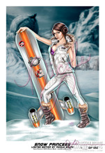 """""""Snow Princess"""" Limited Edition by Nicole Brune"""