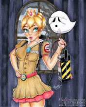I Ain't Afraid of No Boos! by Nicole Brune