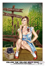 Follow the Yellow Brick Road Limited Edition by Nicole Brune