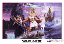 Princess of Power Limited Edition by Nicole Brune