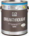 PPG BREAK-THROUGH! Interior/Exterior Satin Water-Borne Acrylic