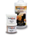 System Three SculpWood Moldable Epoxy Putty (8 Ounce)