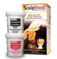System Three SculpWood Moldable Epoxy Putty (1 Quart)