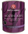 Pratt & Lambert Accolade Premium Interior Acrylic Latex Velvet Gallon