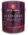 Pratt & Lambert Premium Accolade Interior Acrylic Latex Semi-Gloss Gallon