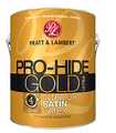 Pratt & Lambert PRO-HIDE Gold Ultra Interior Latex Satin Gallon