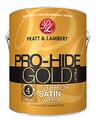 Pratt & Lambert PRO-HIDE Gold Ultra Interior Latex Satin Gallon