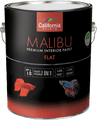 California Malibu Interior Flat  (Formally Muralo Breathe Safe) Gallon