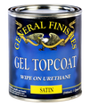 General Finishes Gel Topcoat Satin Gallon