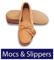 ... Men's Moccasins & Slippers ...