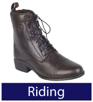 Women's English Riding Boots