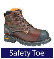 Safety Toe Work Boots